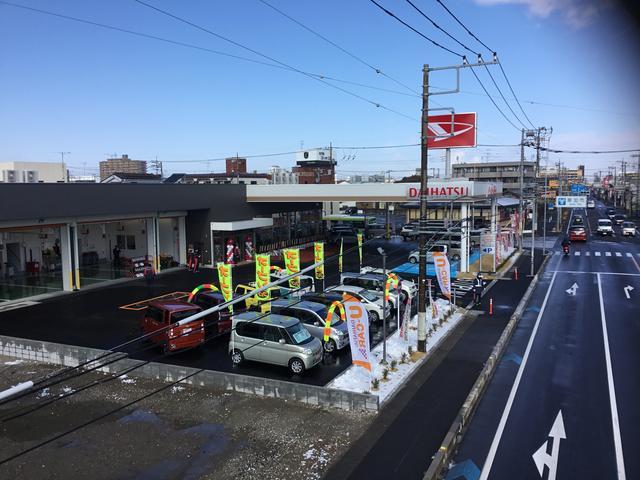 埼玉県 埼玉ダイハツ販売株式会社 草加店