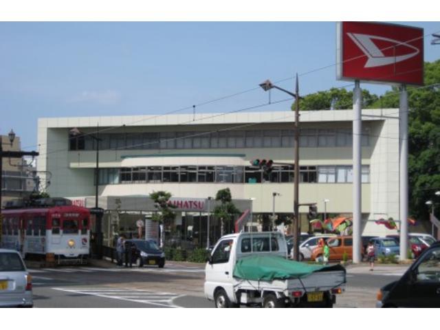 長崎県 ダイハツ長崎販売株式会社 本社長崎店