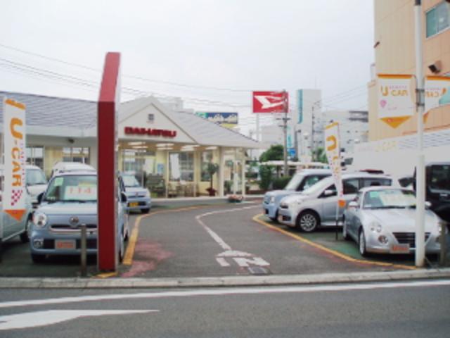愛媛ダイハツ販売(株) U−CAR松山